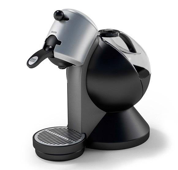 Espresso Coffee Maker 3D Model