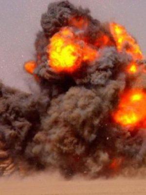Explosion 3D Model
