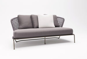 Exterior Sofa Free 3D Model