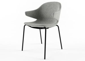Fabric Chair Free 3D Model
