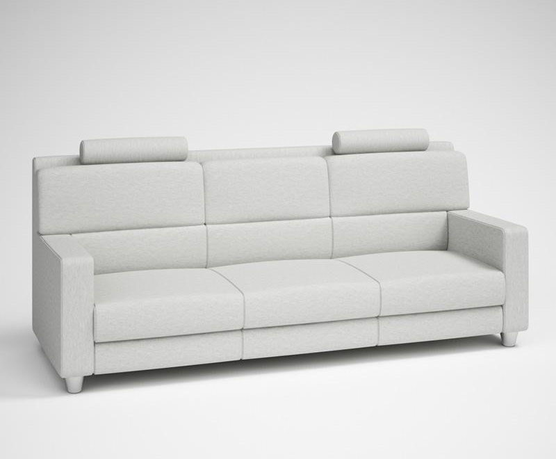 Fabric Sofa 3D Model