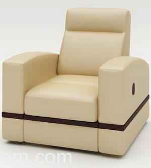 Fine Decorative Armchair 3D Model
