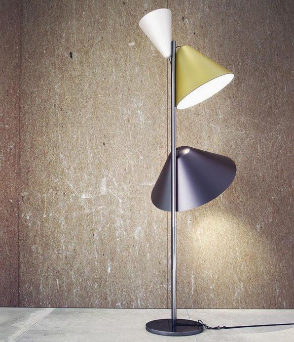 Free Floor Lamp 3D Model