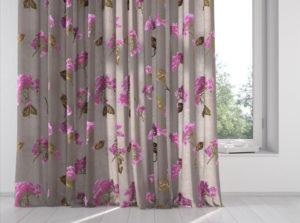 Flower Textile Free Texture
