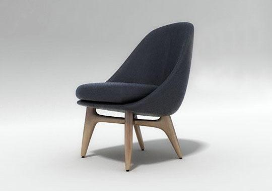Free 3D Armchair Model