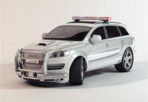 Free 3D Audi Q7 Car Model