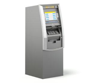Free 3D Bank ATM Machine Model