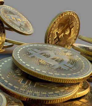Free 3D Bitcoin Model
