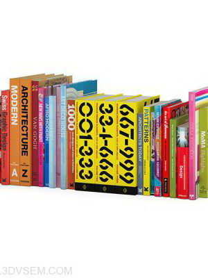 Free 3D Books