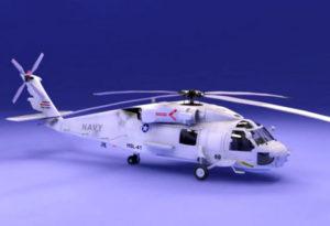 Free 3D Coast Guard Chopper Model