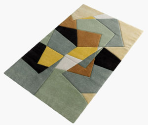 Free 3D Colourful Carpet Model