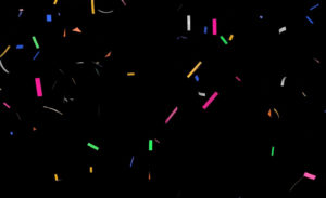 Free 3D Confetti Pack Model Animation