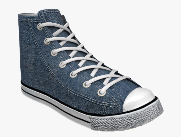 Free 3D Converse Sneakers