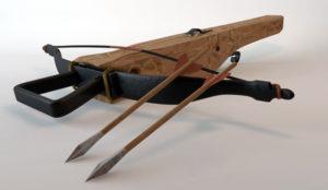 Free 3D Crossbow Model