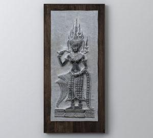 Free 3D Decorative Wall Art Model