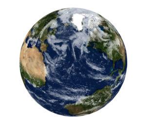 Free 3D Earth Model