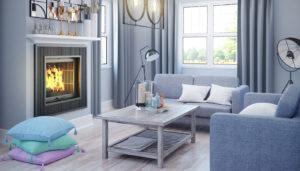 Free 3D Living Room Scene
