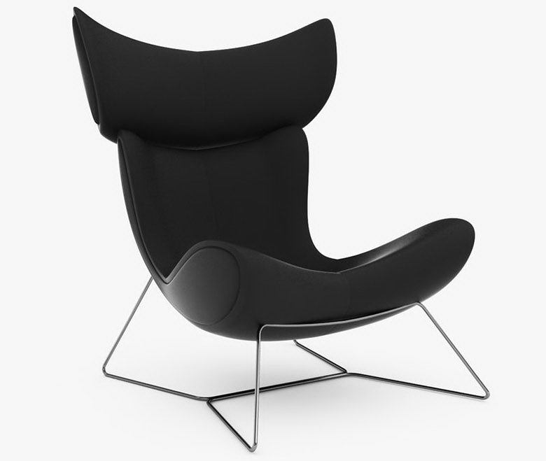 Free 3D Lounge Chair