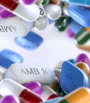 Free 3D Medicine Pills Model