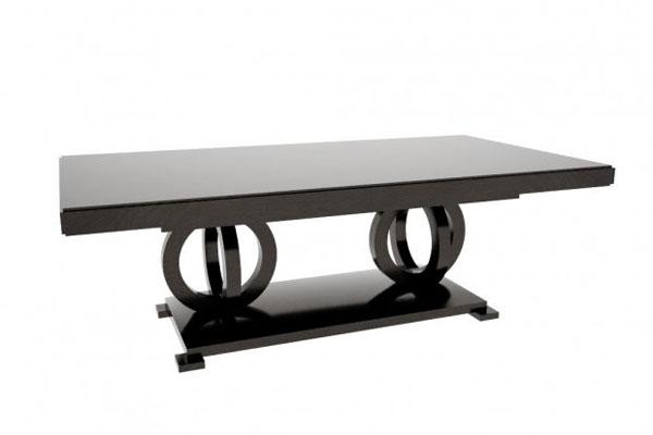Free 3D Modern Table Model
