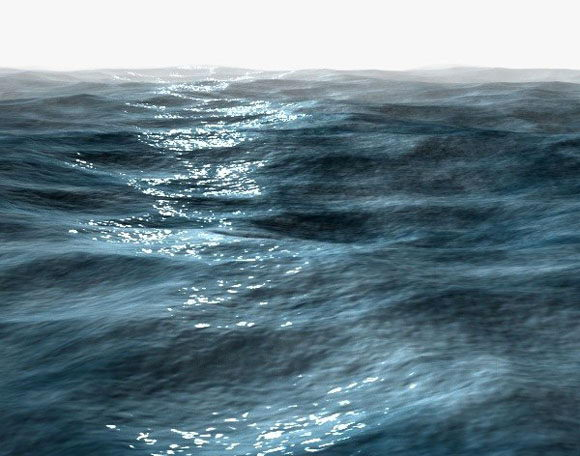 Free 3D Ocean Sea Wave Model - Free C4D Models