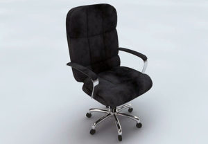 Free 3D Office Chair Model