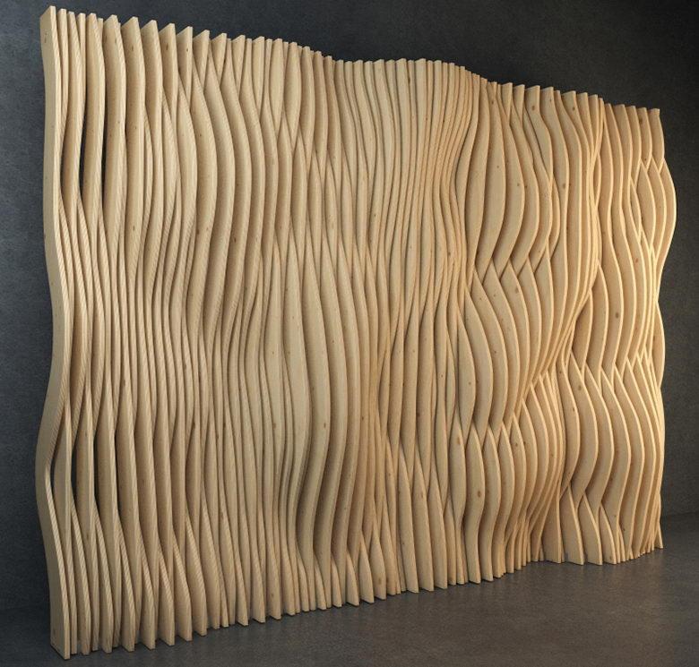 Free 3D Parametric Wall Decor
