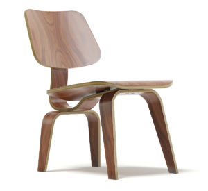 Free 3D Plywood Chair Model