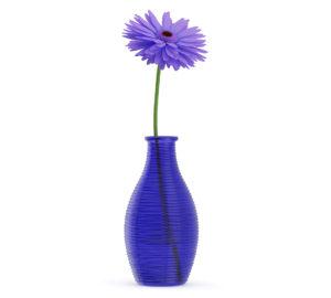 Free 3D Purple Flower Model