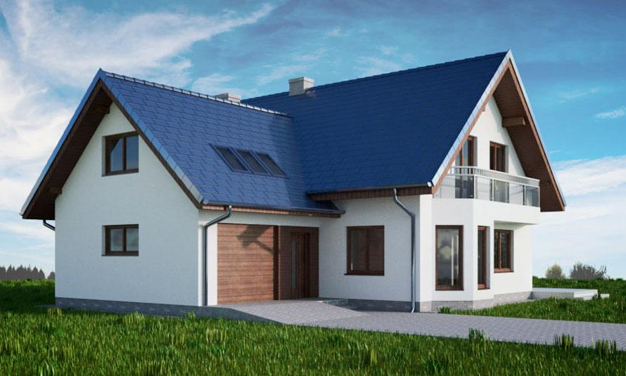 Free 3d Residential House Model Free C4d Models