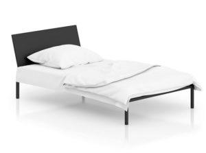 Free 3D Single Bed Model