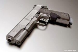 Free 3D Smith and Wesson Gun