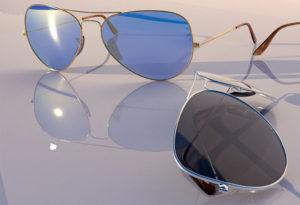Free 3D Sunglasses Model