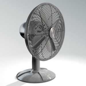 Free 3D Table Fan Model
