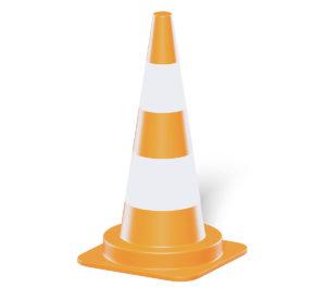 Free 3D Traffic Cone Model