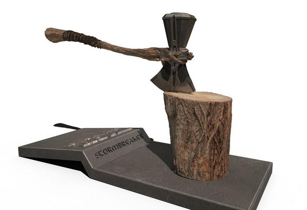 Free 3D Tree Trunk Model