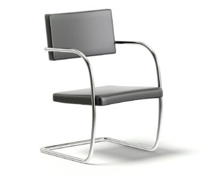 Free 3D Visitor Chair Model
