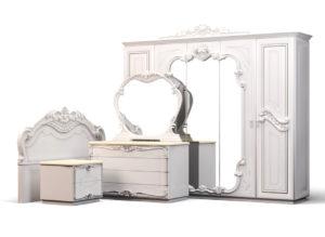 Free 3d Bedroom Furniture Set