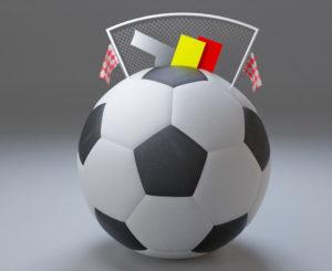 Free 3d Football Ball Model