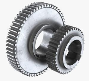 Free 3d Gear Model