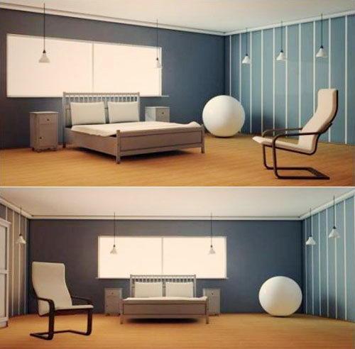 Free Bedroom Interior 3d Model Free C4d Models