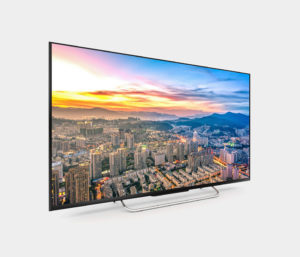 Free C4D Smart TV Model