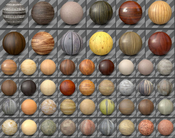 Free Cinema 4D Free Textures - Free C4D Models