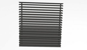 Free Window Blind 3D Model