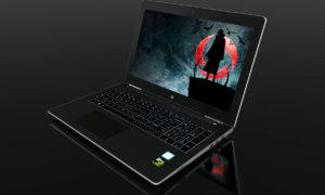 HP Laptop 3D Model