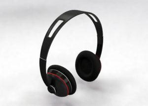 Headphone Free 3D Model
