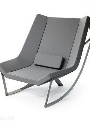 Hi-Tech Style Armchair