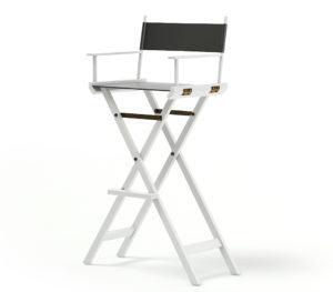 High Bar Chair 3D Model
