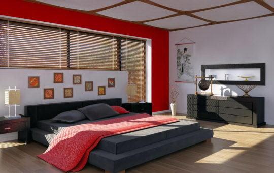 High Quality Bedroom 3d Interior Design Free C4d Models