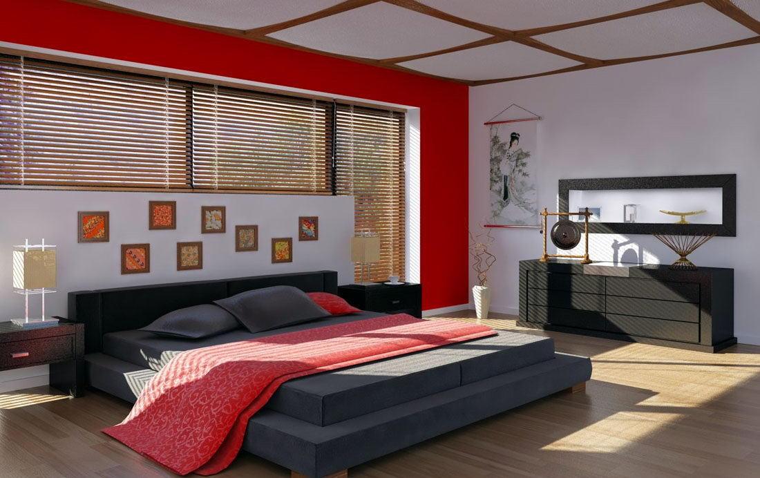 High Quality Bedroom 3D Interior Design